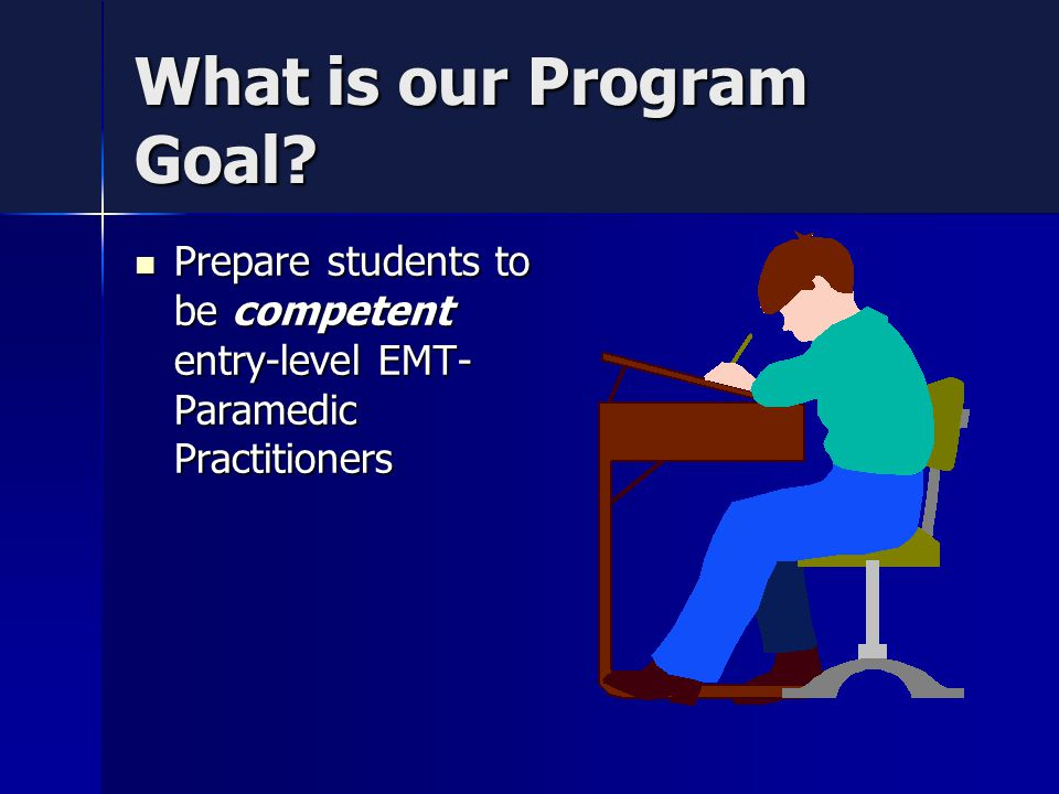 What is our Program Goal.