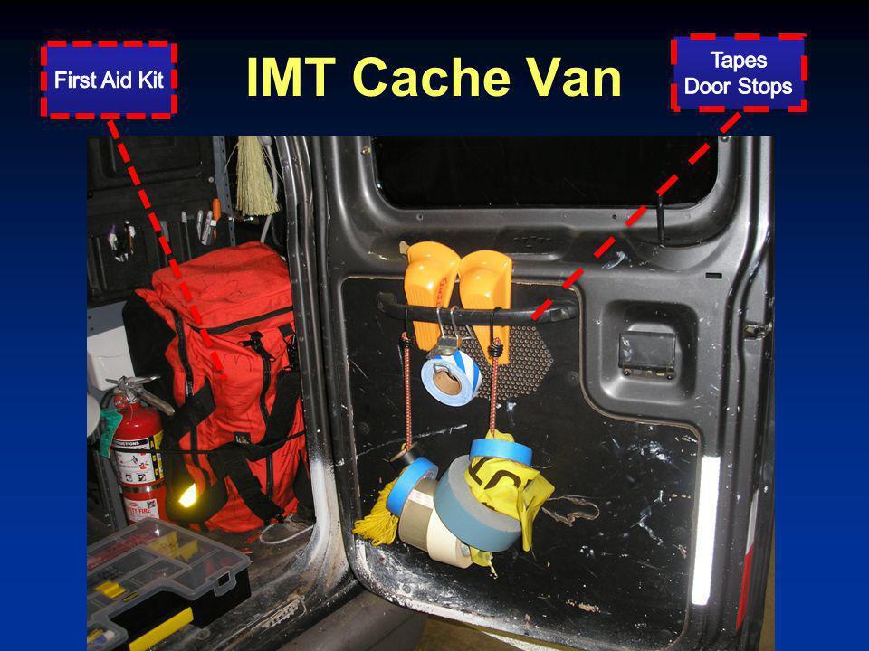 IMT Cache Van