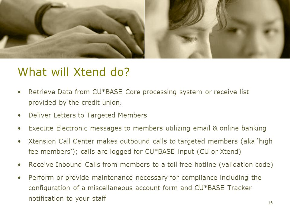 What will Xtend do.