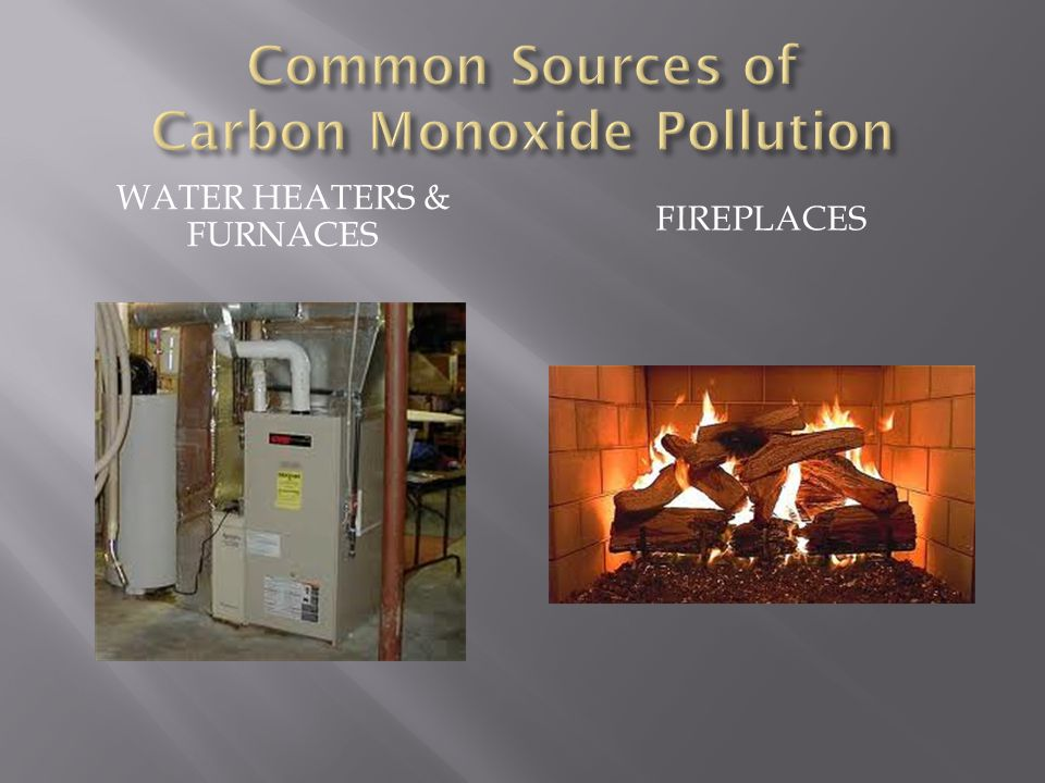 WATER HEATERS & FURNACES FIREPLACES