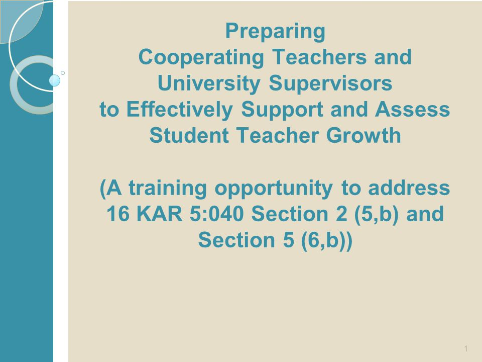 Supporting Assessing Mentoring Prepare for ST arrival Orient ST to class and school Launch co-teaching partnership Co-plan Co-teach Co-reflect Assess ST progress 11