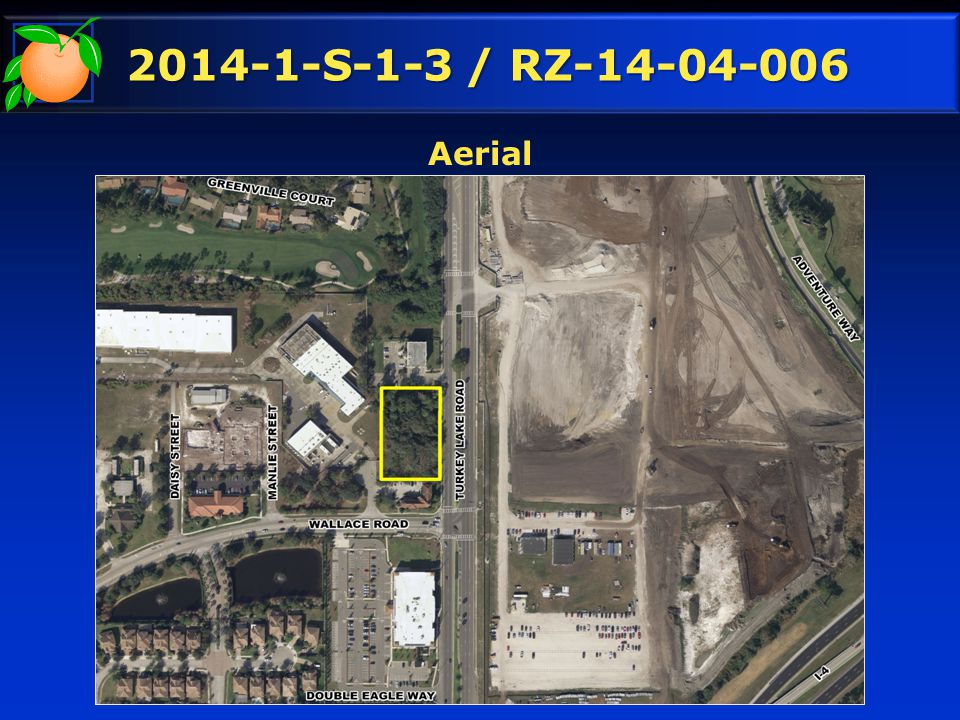 2014-1-S-1-3 / RZ-14-04-006 Aerial