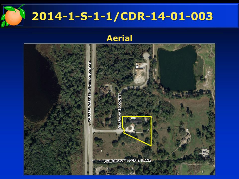 2014-1-S-1-1/CDR-14-01-003 Aerial
