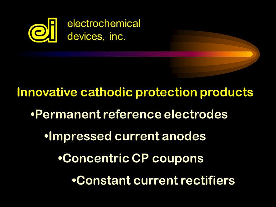 Maintenance free portable reference electrode Low maintenance: does not require periodic rebuilding Eliminate hazardous liquid waste disposal Model IT Unique Product!