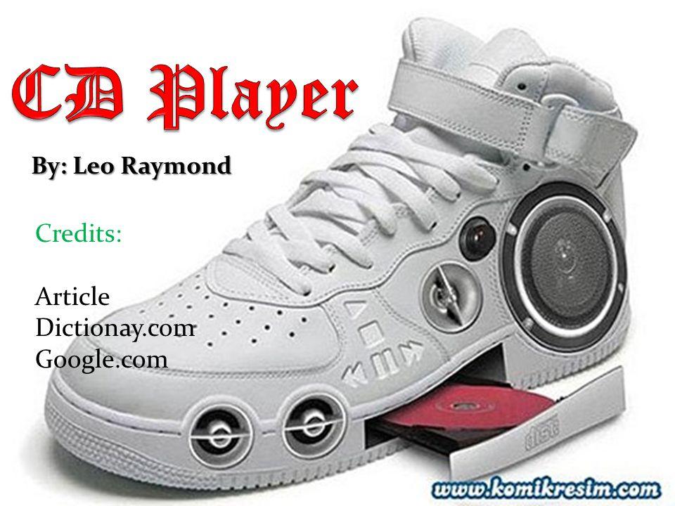 By: Leo Raymond Credits: Article Dictionay.com Google.com