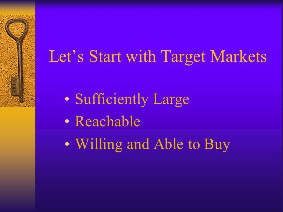 Ways to Target Geographic Demographic Purchase Behavior Psychographics