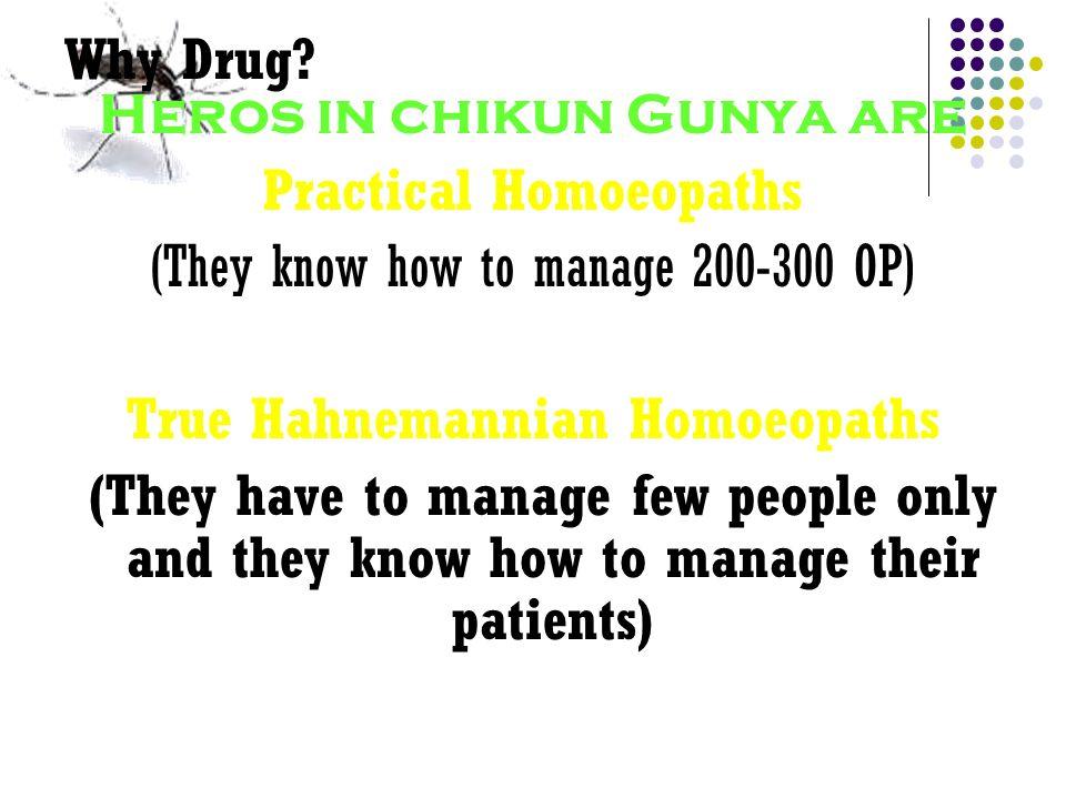 Why Drug.