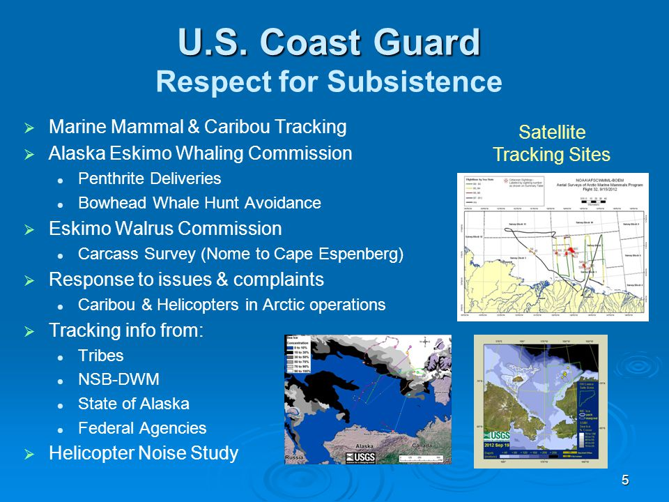 U.S. Coast Guard U.S.