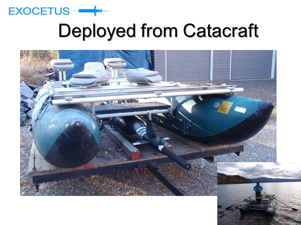 Deployed from Catacraft 57