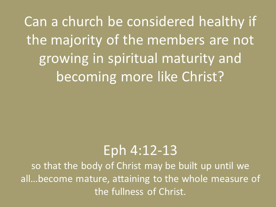 Building Mekong TOGETHER I.Goal Setting II. Building Healthy Churches TOGETHER III.