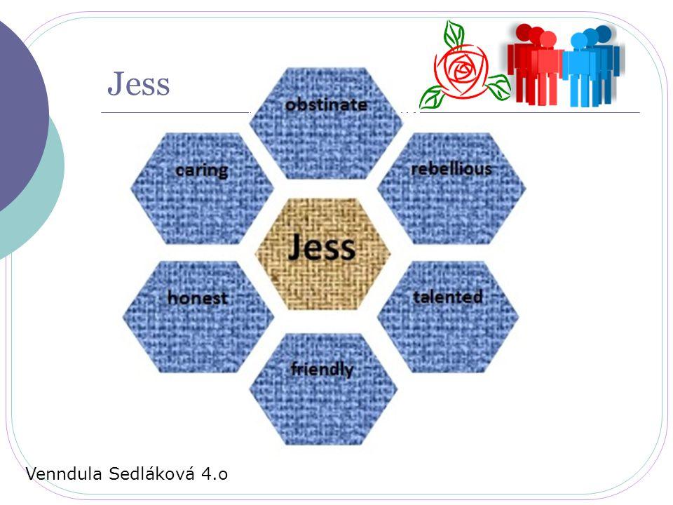 Jess Venndula Sedláková 4.o