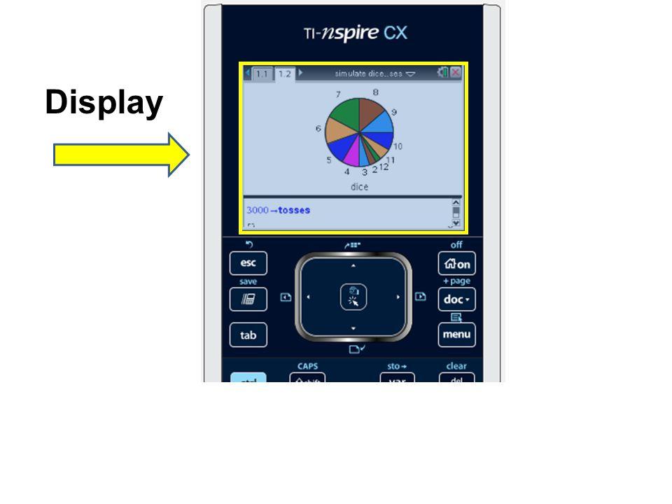 Common Ctrl Keys Ctrl-Z or Ctrl-Esc Undo Ctrl-Y or Shift-Esc Redo Ctrl-X Cut Ctrl-C Copy Ctrl-V Paste Ctrl-S Save CTRL + and CTRL – to adjust screen contrast Do not hold the CTRL key down except for contrast.