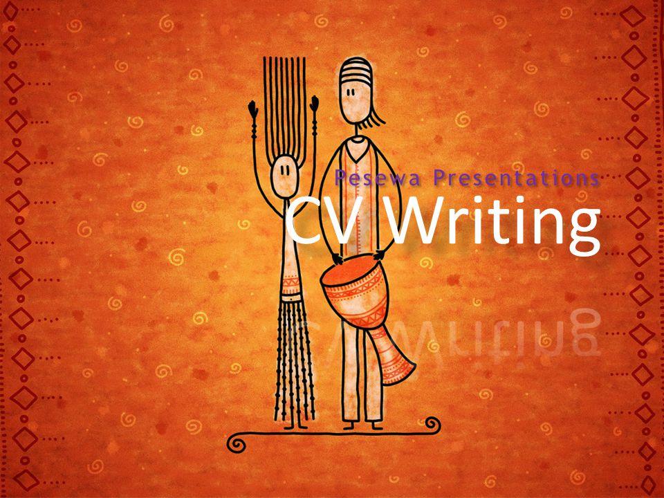 Pesewa Presentations