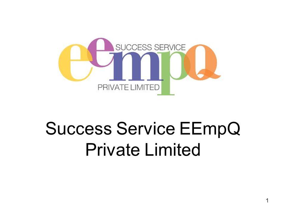 Success Service EEmpQ Private Limited 1