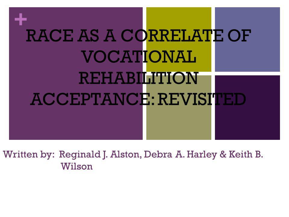 + Written by: Reginald J. Alston, Debra A. Harley & Keith B.