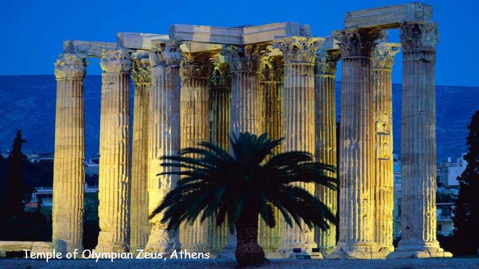 The Parthenon, Acropolis, Athens,