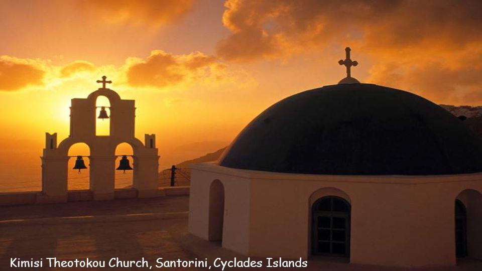 Fira, Santorini, Cyclades Islands