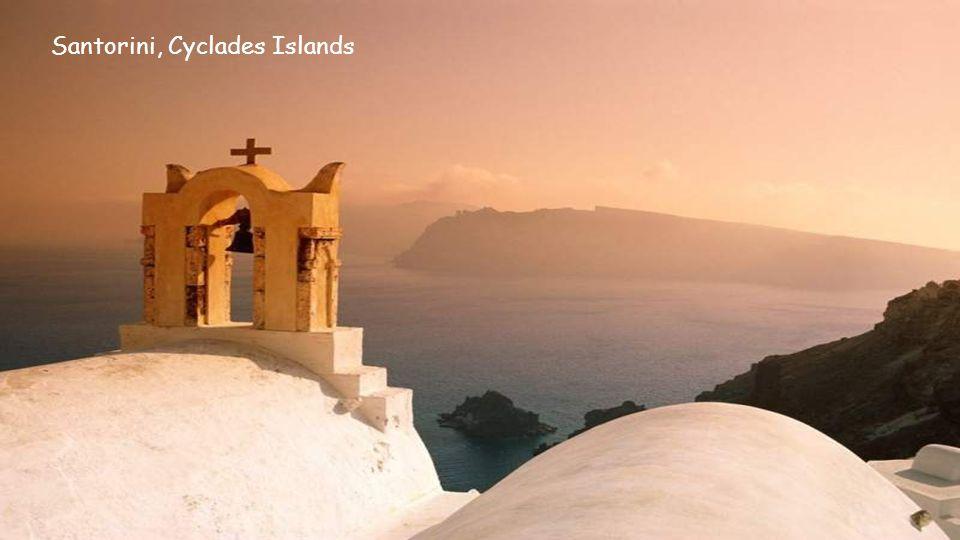 Kimisi Theotokou Church, Santorini, Cyclades Islands