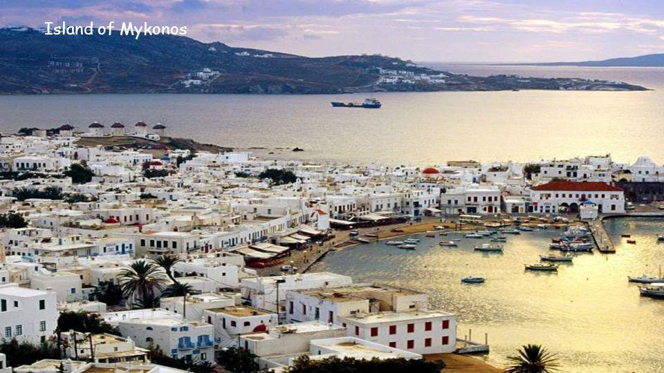 Mykonos, Cyclades Islands