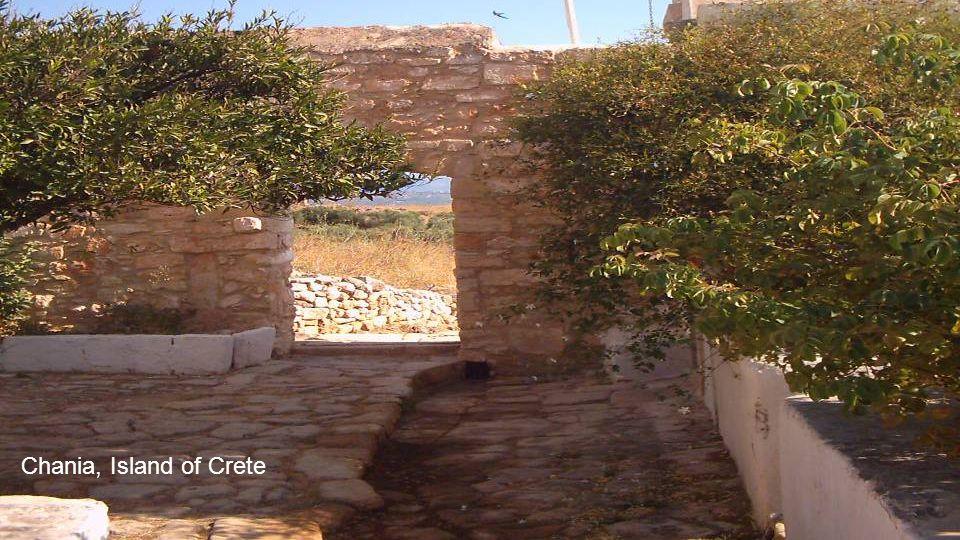 Chania, Island of Crete