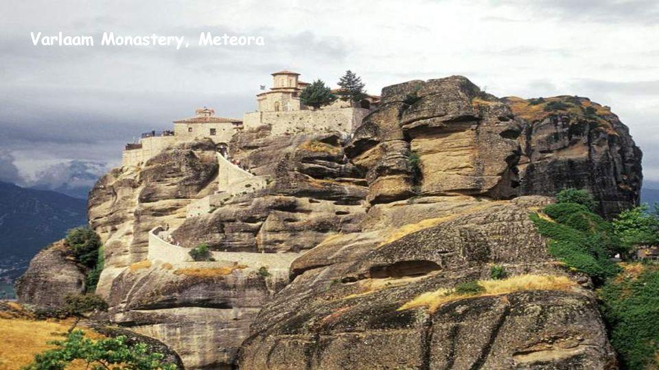 Monastery of Agia Triada, Meteora