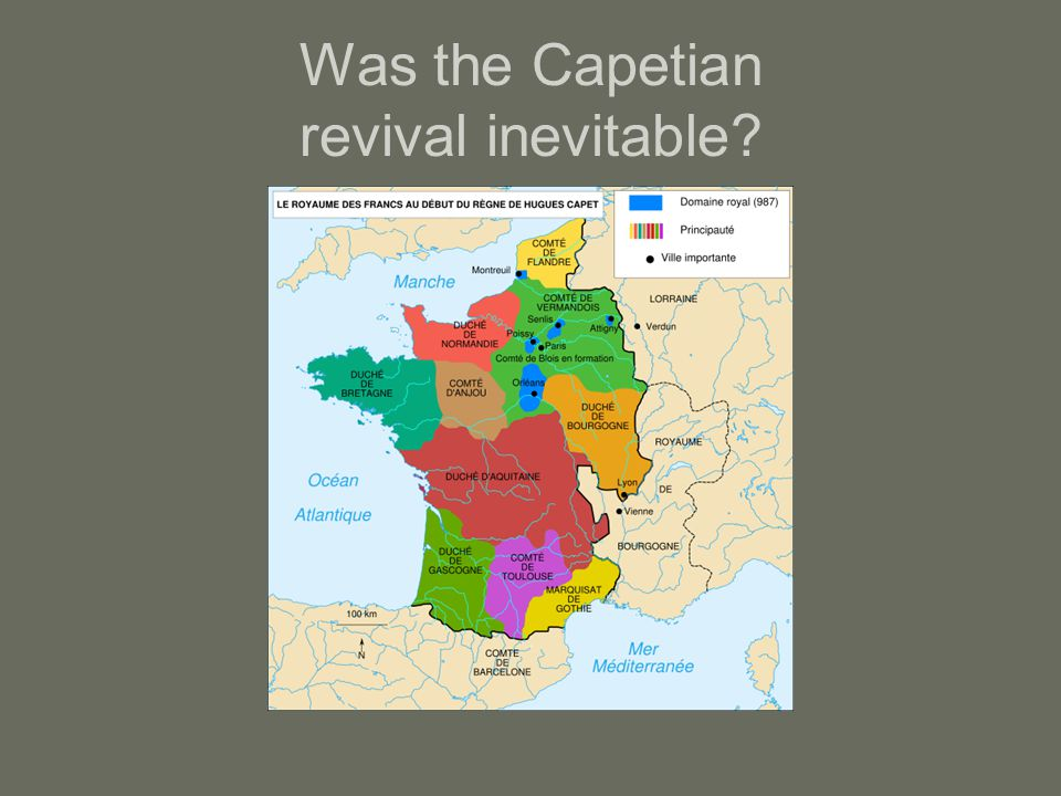 Was the Capetian revival inevitable