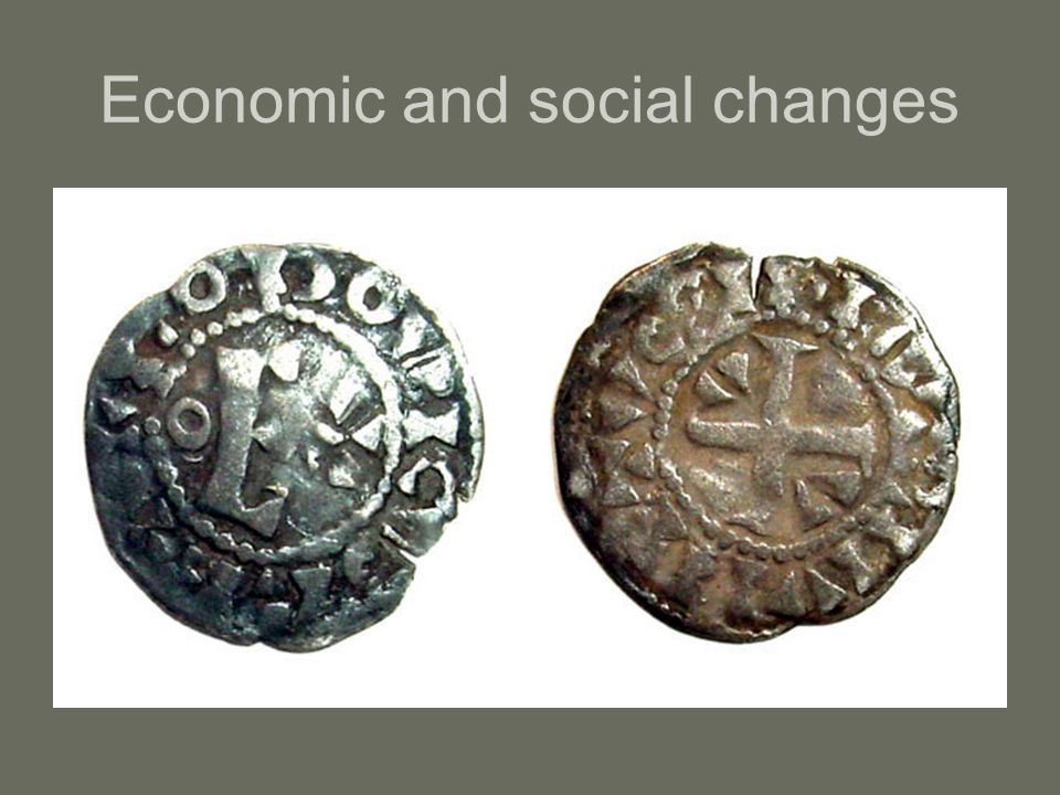 Economic and social changes
