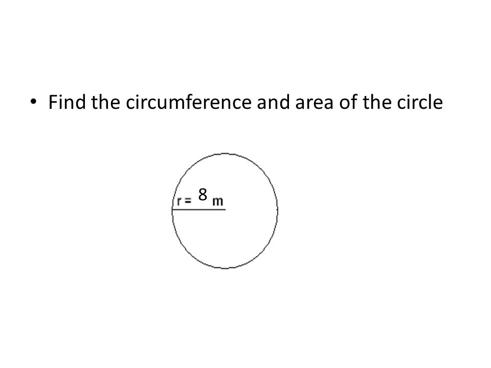 If a circle has a circumference of 7 meters, what is the length of its diameter?