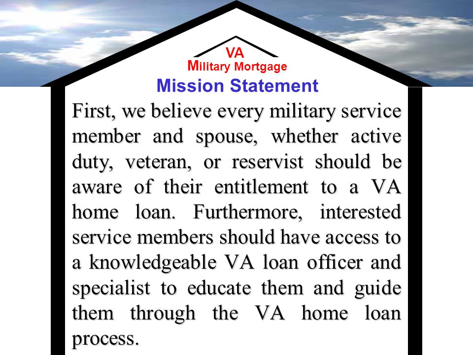 Rent Vs. Own $100,000.00 Payment & Investment Considerations VA M ilitary Mortgage 469-360-4952