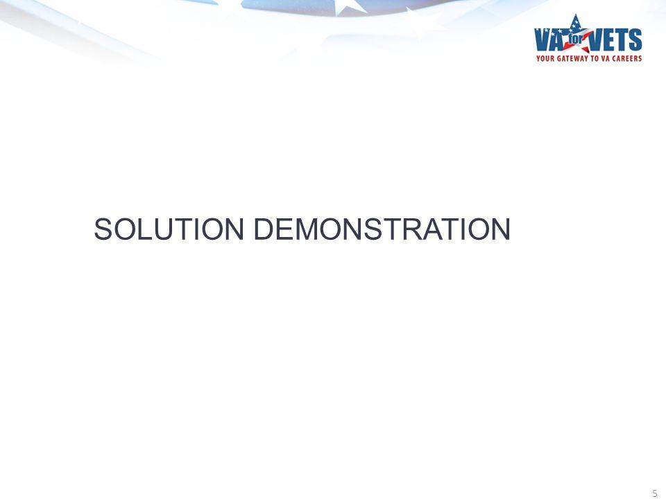 SOLUTION DEMONSTRATION 5