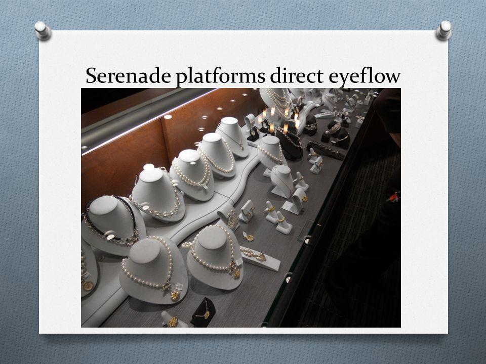 Serenade platforms direct eyeflow