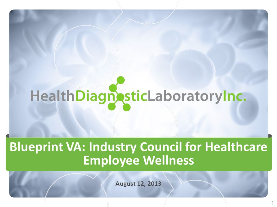 Chronic Disease in VA 13% of Virginians report having fair to poor health in general.