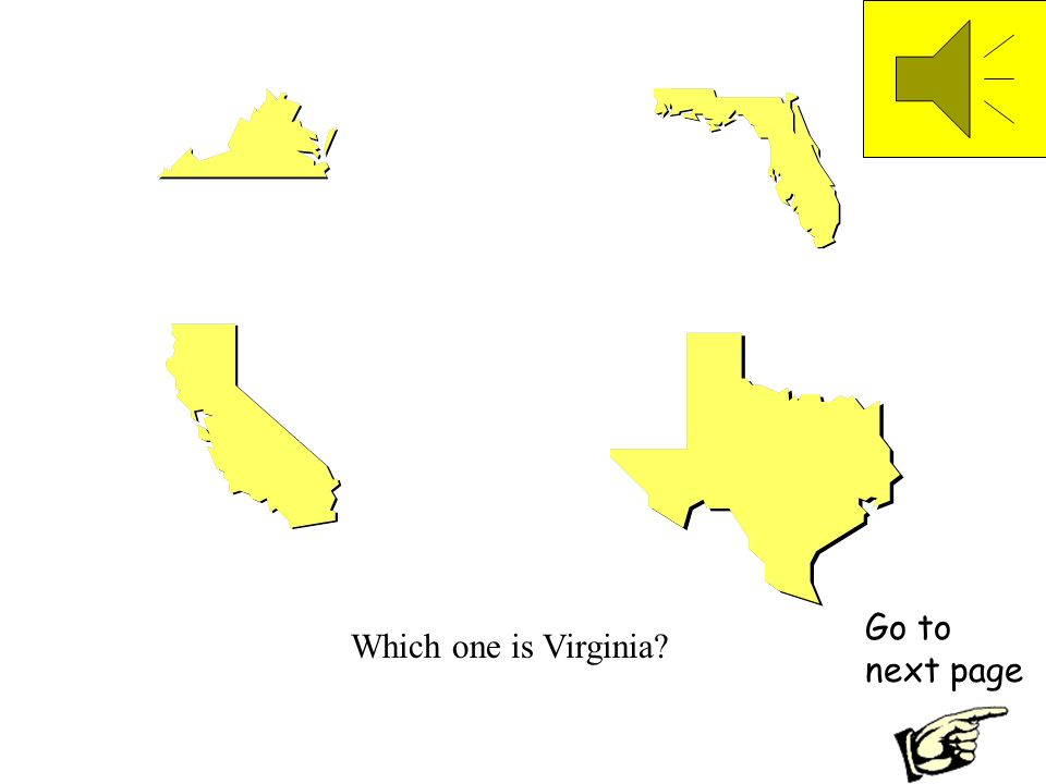 Which one is Virginia