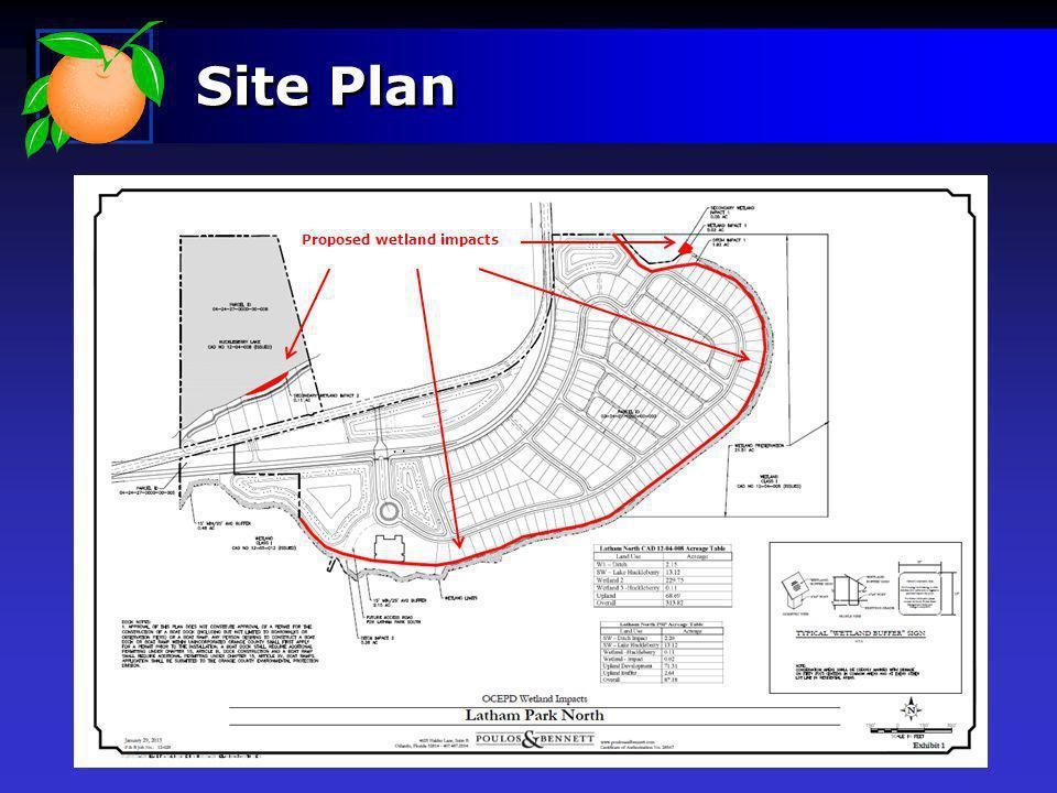 Proposed Preservation Area ~ 229.54 acres Latham North Mitigation Area