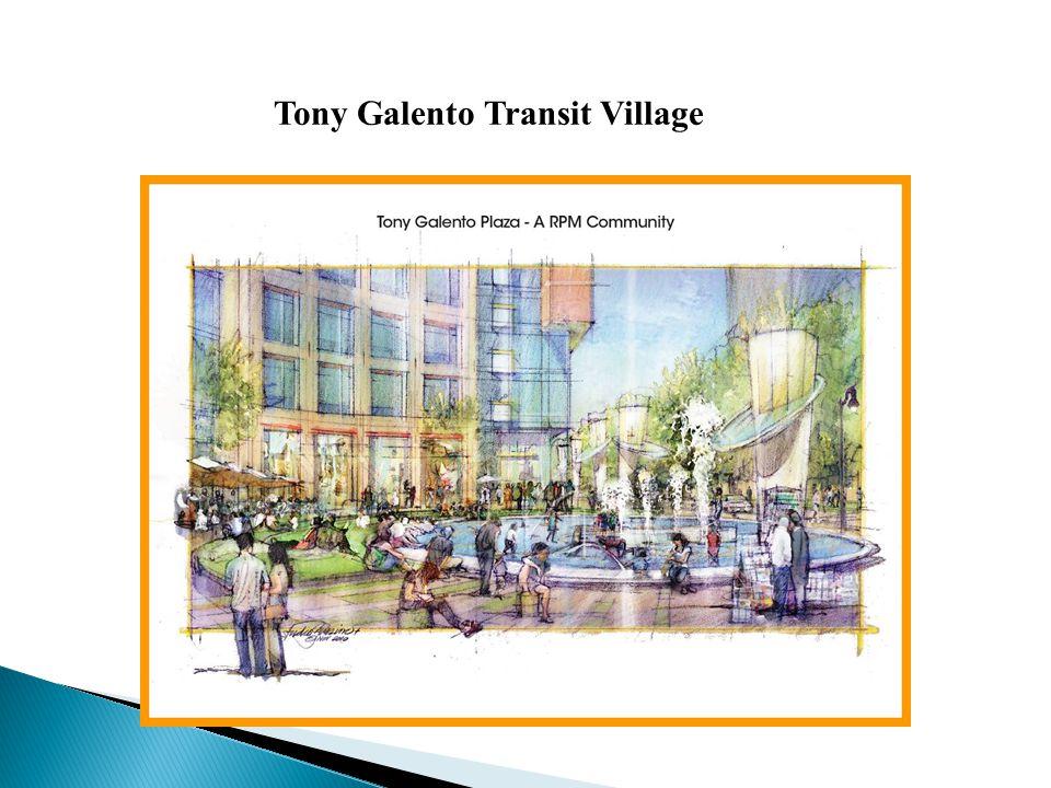 Tony Galento Transit Village
