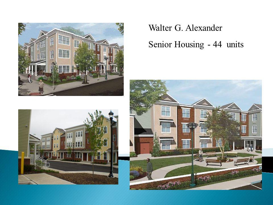 Senior Housing - 44 units
