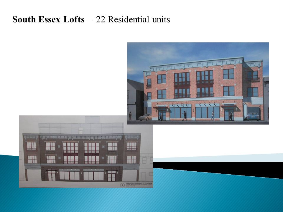 South Essex Lofts— 22 Residential units