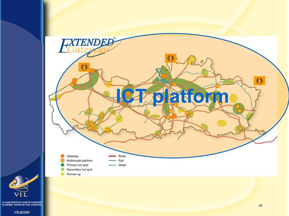 28 VIL©2009 ICT platform