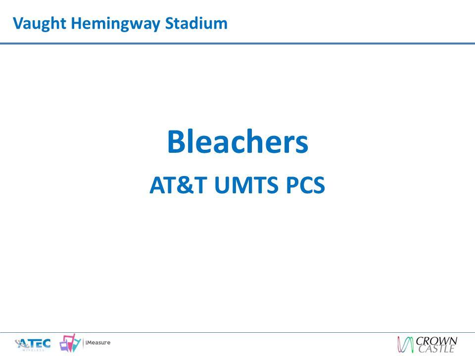 Vaught Hemingway Stadium Bleachers AT&T UMTS PCS