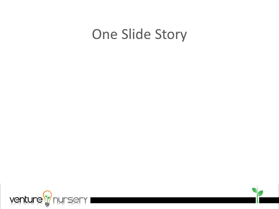 One Slide Story