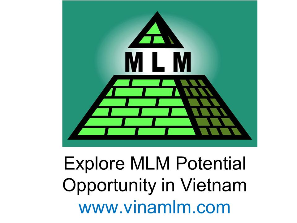 Explore MLM Potential Opportunity in Vietnam www.vinamlm.com