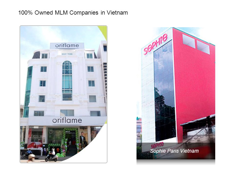 100% Owned MLM Companies in Vietnam