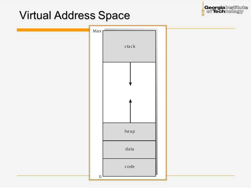 Segmentation Architecture (Cont.)  Protection.