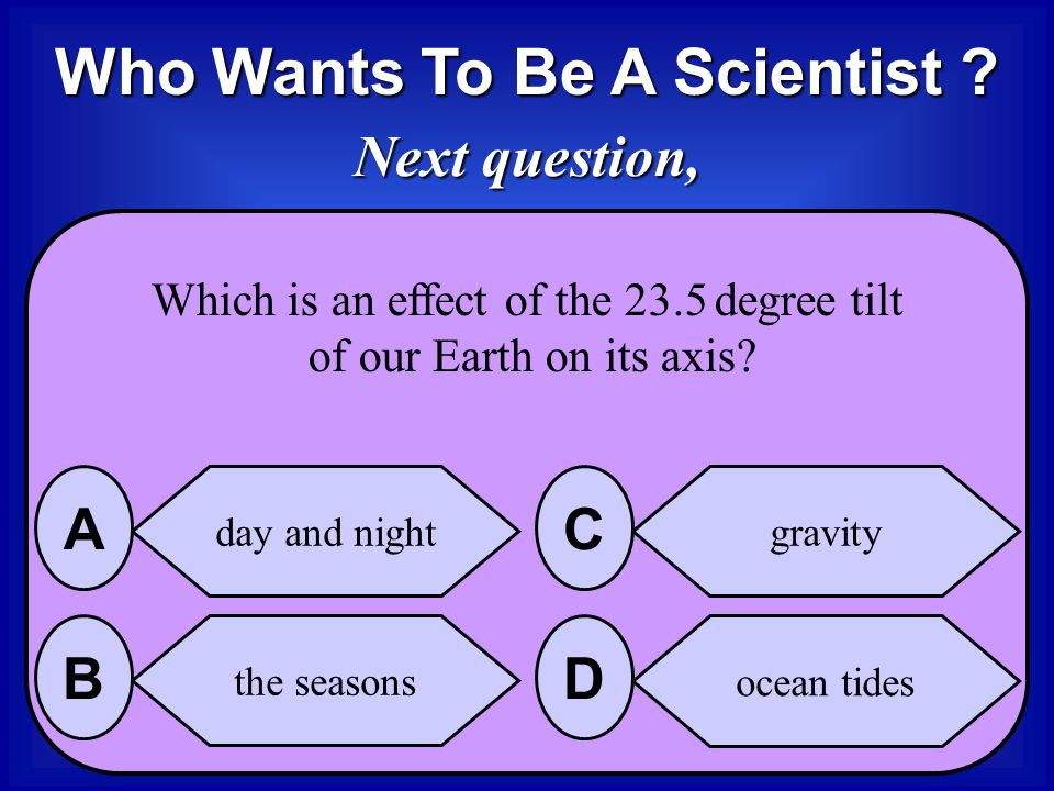 The Answer is tides C The moon's gravitational pull on the Earth causes the ocean tides on the Earth. Tides can cause erosion.