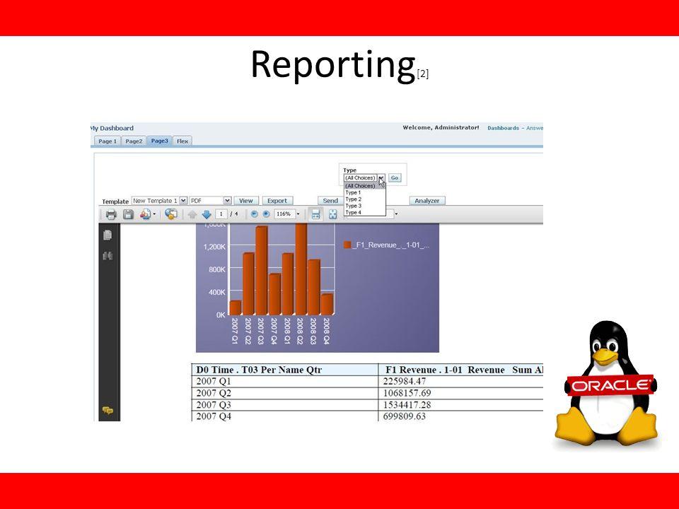 Reporting [2]
