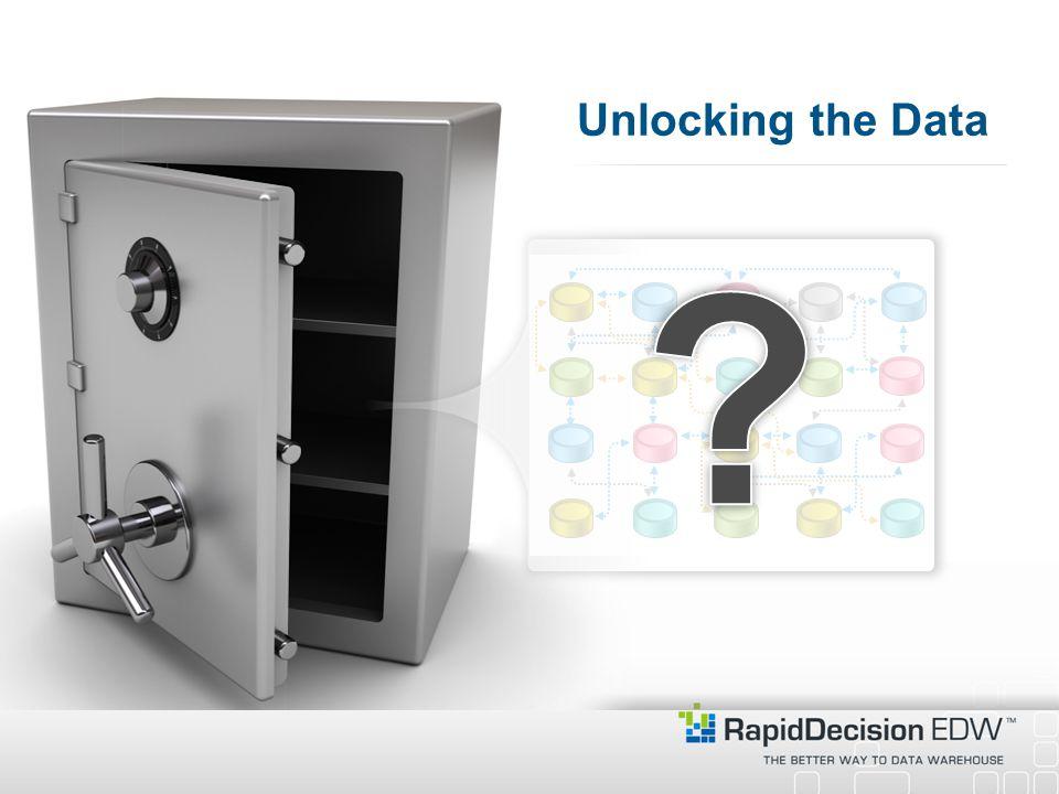 Unlocking the Data