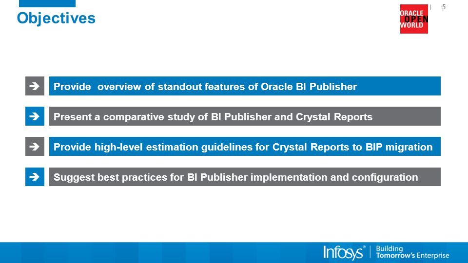 6 Introduction Tool of choice for enterprise operational reporting.