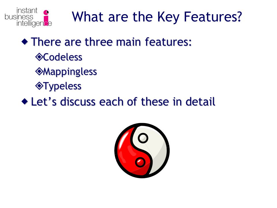 What are the Key Features.