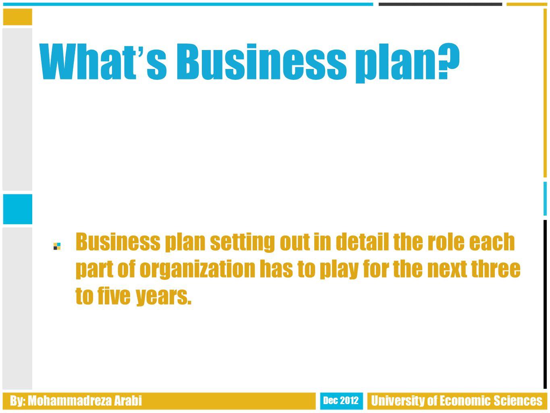 By: Mohammadreza Arabi Dec 2012 University of Economic Sciences the flexed budget