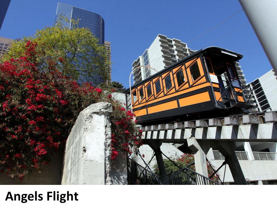 """Theme Building"" iconic landmark at the LAX."